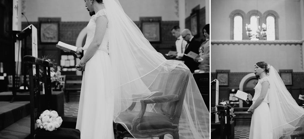 voile mariée église cérémonie religieuse