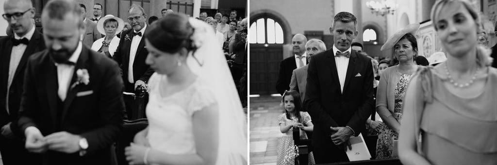 mariage parents église