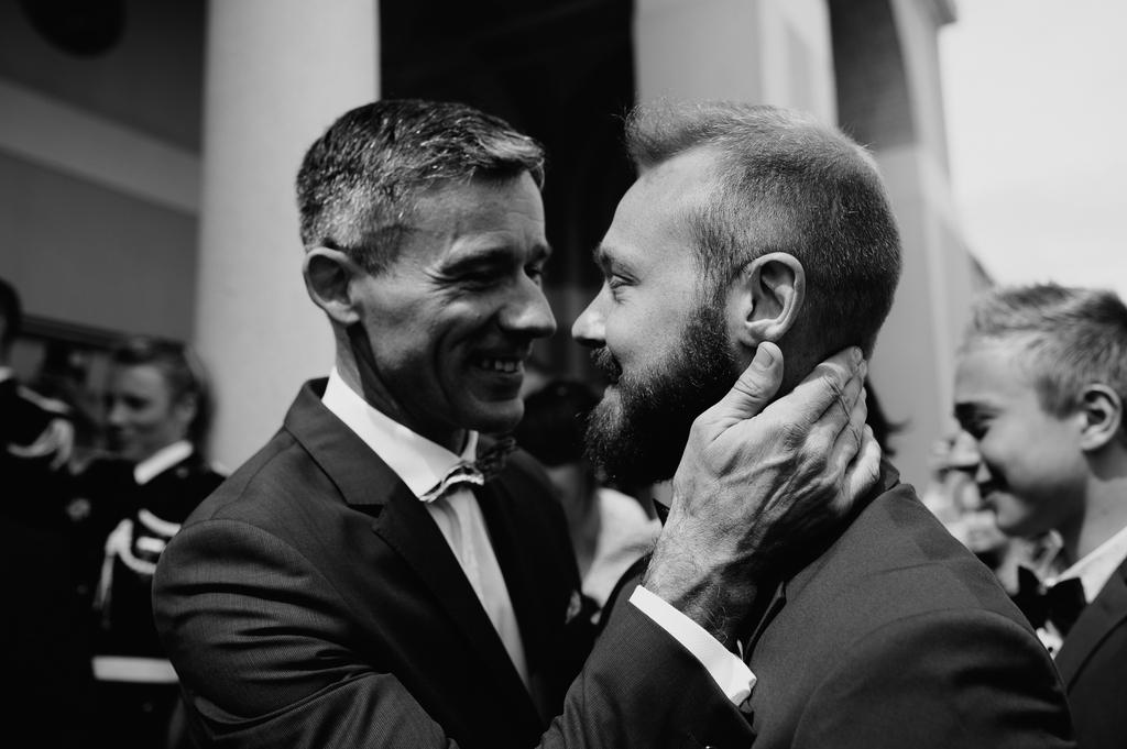 mariage félicitatons papa mariée mariage Moinardière Vendée