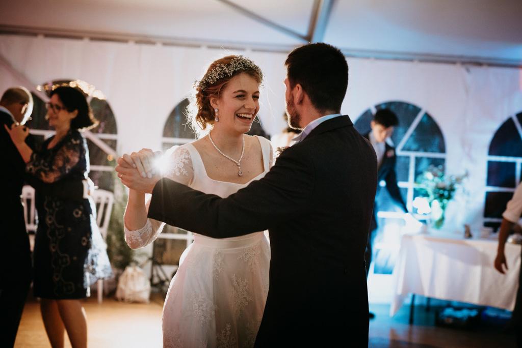première danse mariés bal mariage