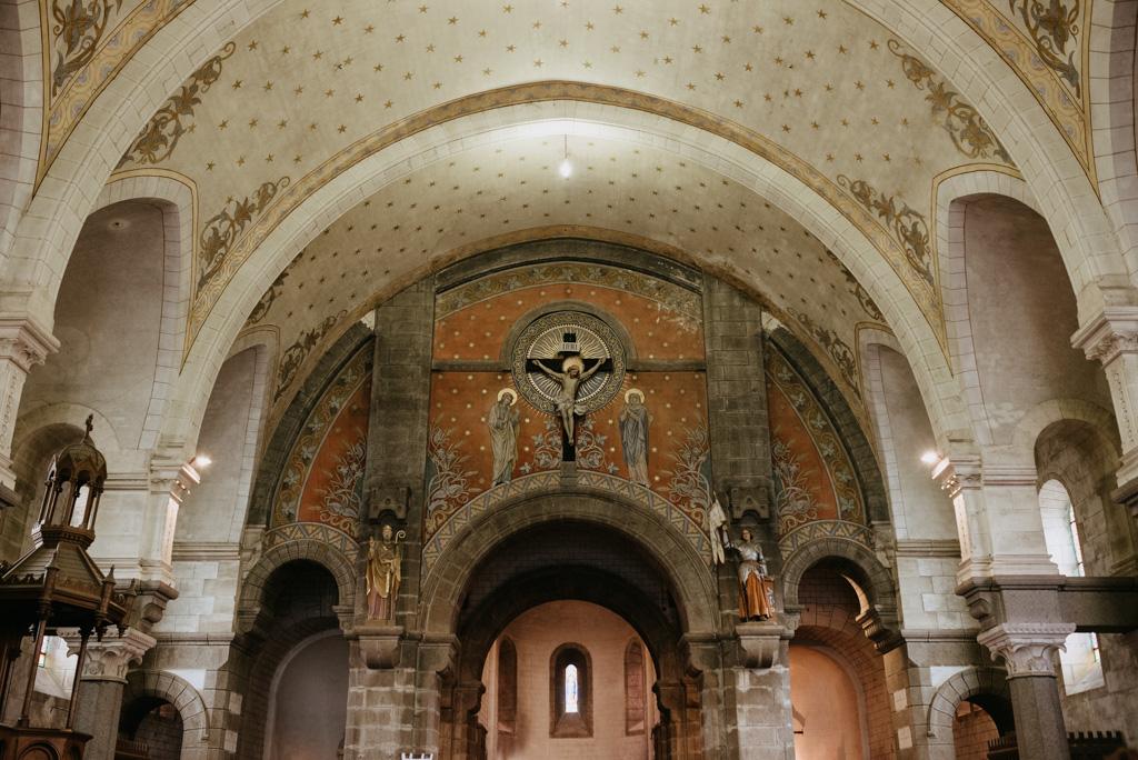 église La Selle Craonnaise Mayenne