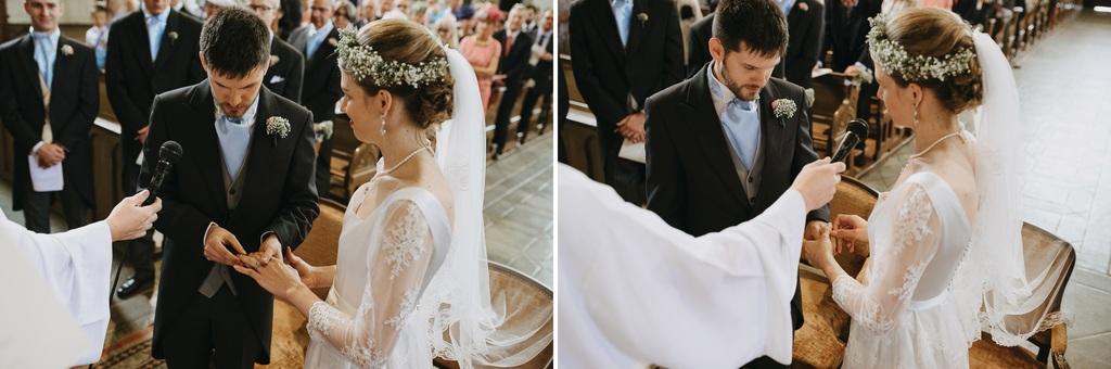échange alliances mariage