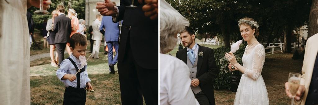 barbapapa mariage mariée enfant