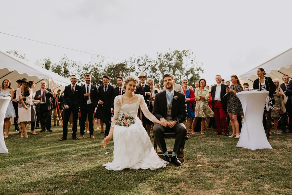 rire mariés discours mariage