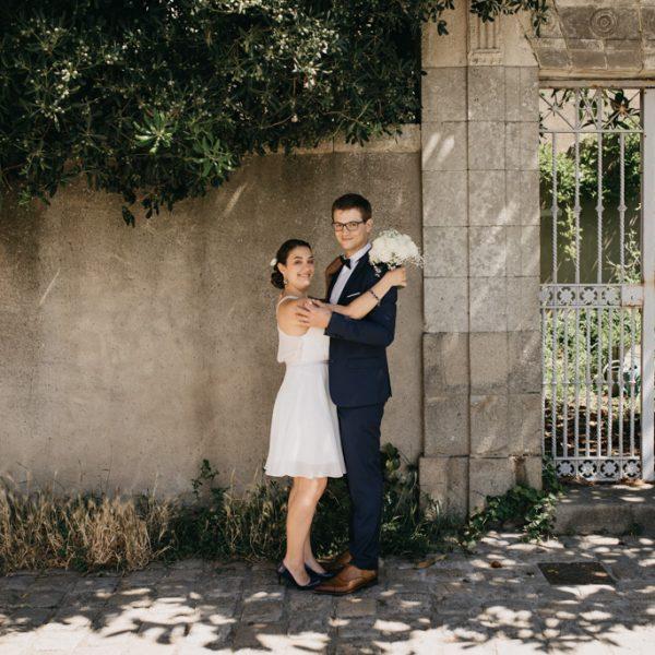 Alexandra & Denis <br> <font size=4>-Mariage-</font>