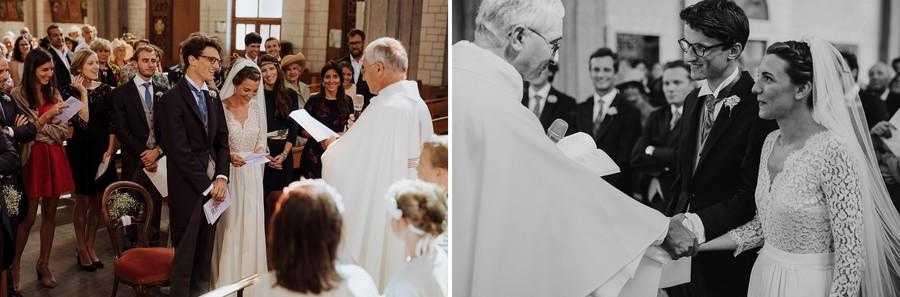 bénédiction prêtre mariage La Baule