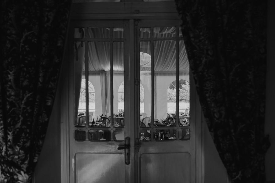 salle réception Kerougas Asserac porte