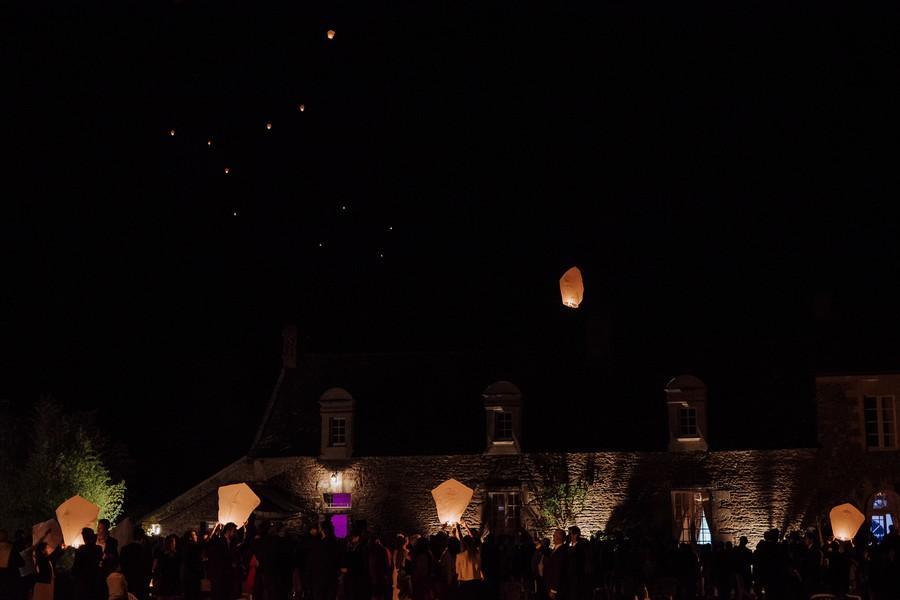 lanternes chinoises mariage Kerougas Asserac