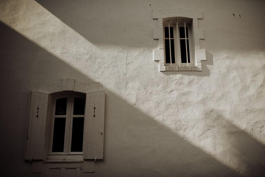 lumière ombre mur fenêtres