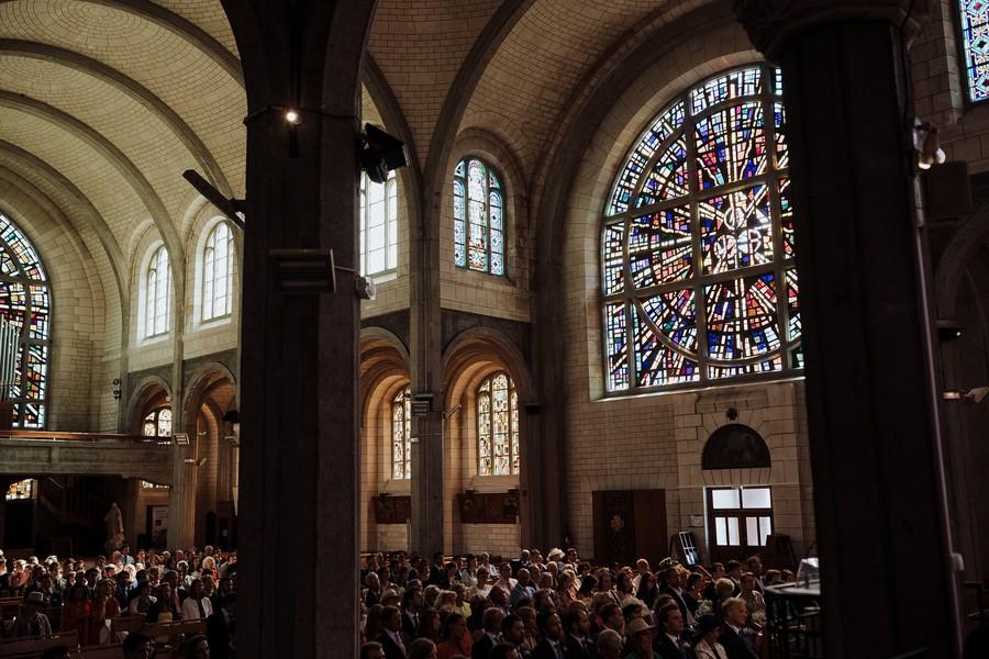 église notre-dame La Baule vitraux
