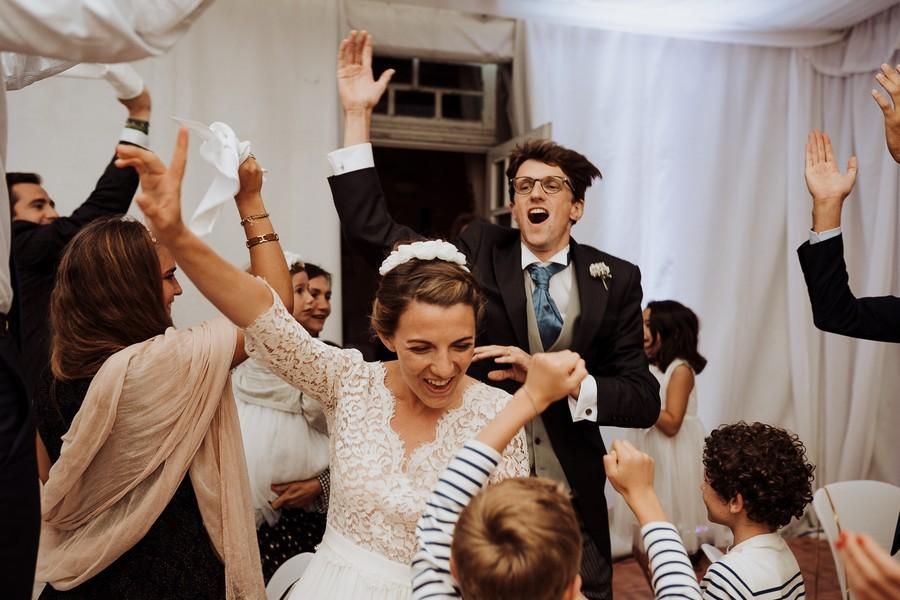 entrée salle mariés musique