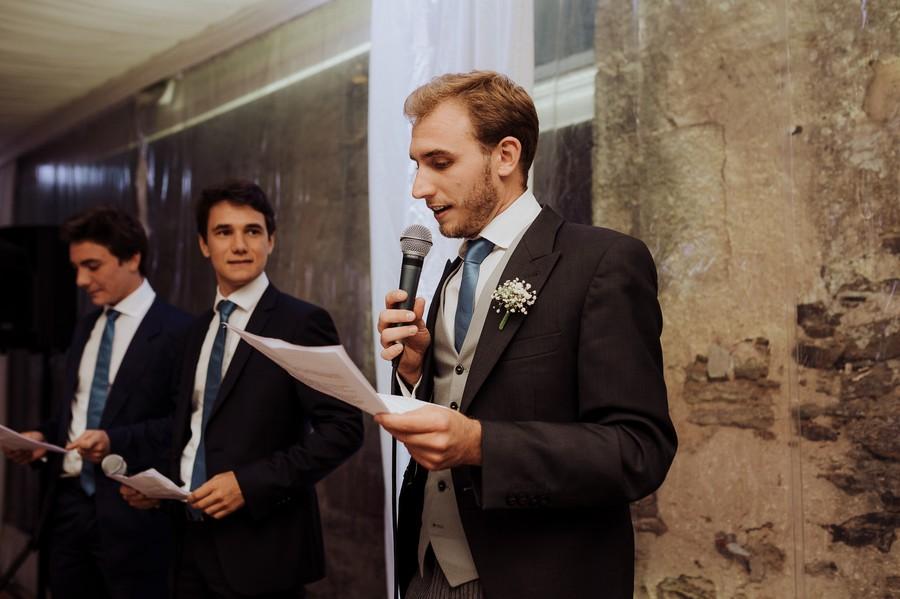 discours témoins frères mariage