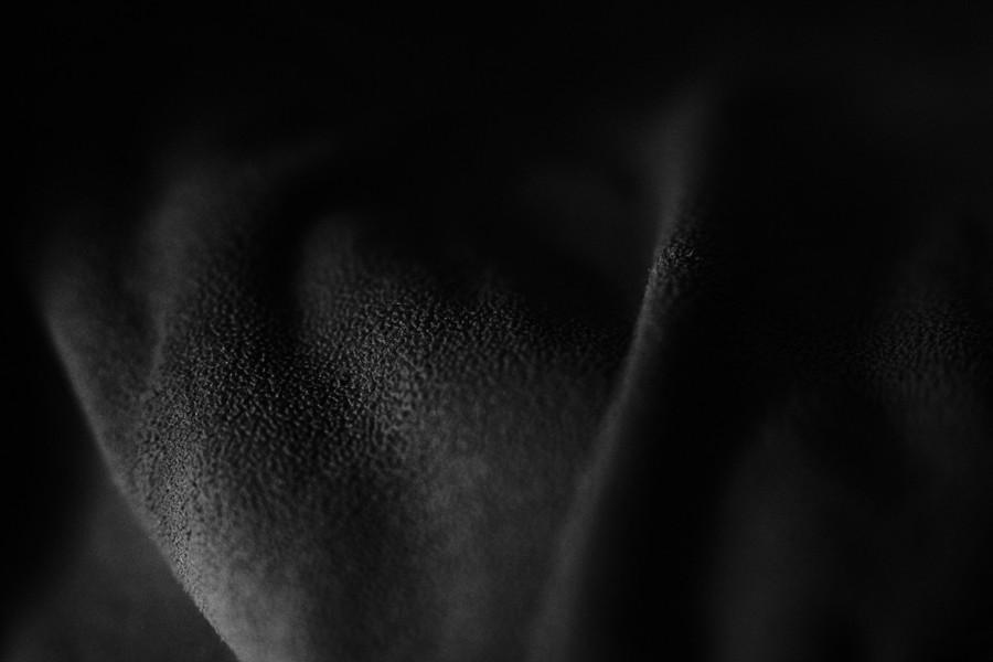 plaid douceur drapé noir blanc défi coronavirus confinement covid-19