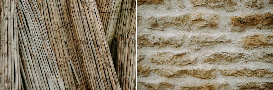 canisse mur pierre rejointoyé calcaire défi coronavirus confinement covid-19