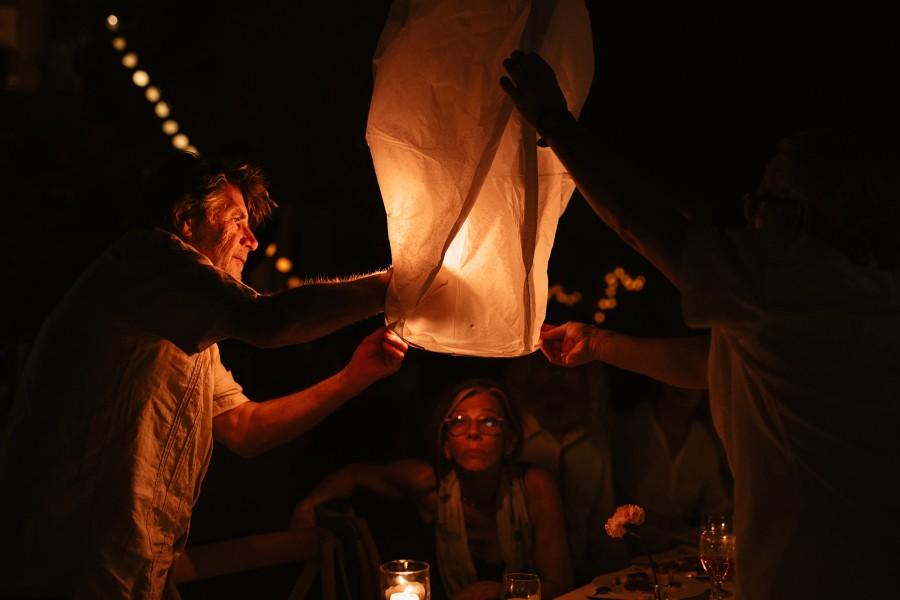 lanterne chinoise mariage invités