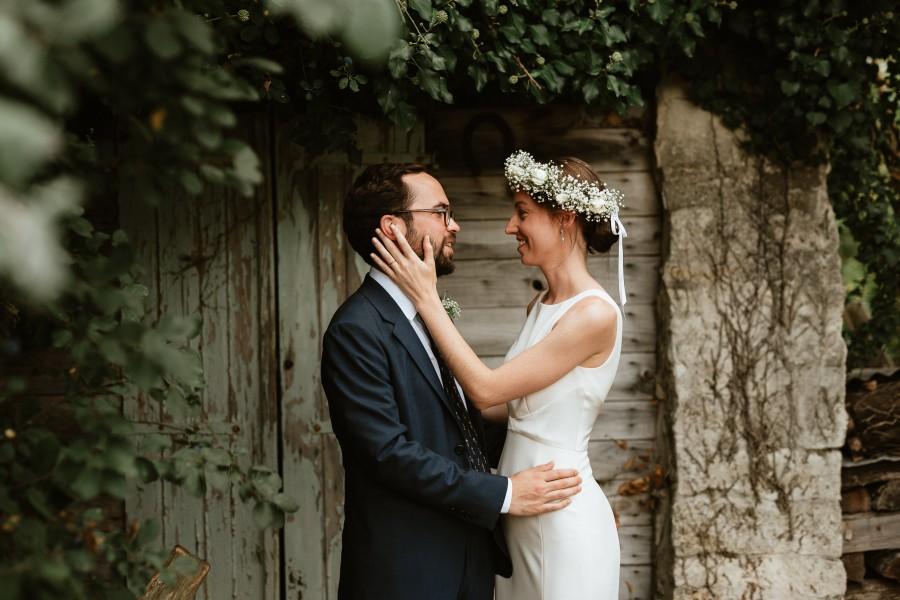 séance couple mariés lière intime