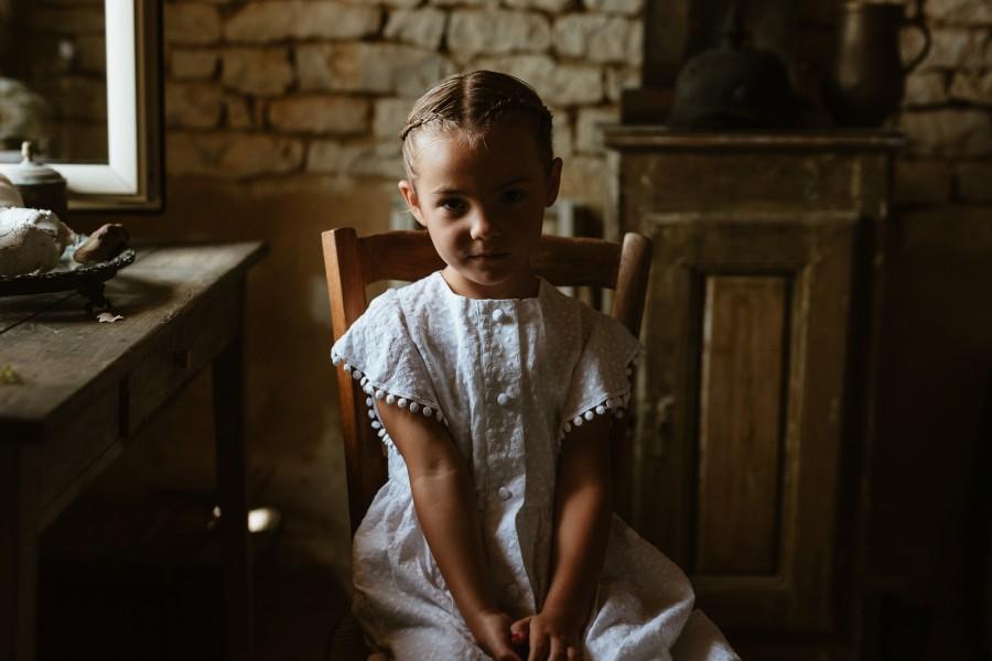 demoiselle d'honneur clair-obscur meuble bois
